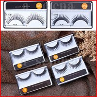 3D Mink False Eyelashes 11 Styles Thick Natural Soft Reusabl...
