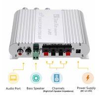 Auto Auto DX-210 2.1 Kanal Bass Power HIFI O STEREO-Lautsprecher 12V Ausgezeichnete Wärmestabilität Kombinationslautsprecher