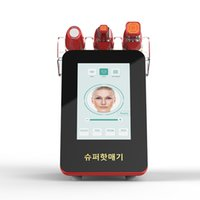 NEWest HIFU Machine Thermagic Machine EMS Skin Care Product RF Fadio Frecuencia Face Lifting Anti Wrinkles Remove For Beauty Center