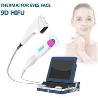 Thremal Skin ringiovanimento frazionario RF Beauty Beauty Slimming Machine MACCHINE TERMAGICA THERMAGIC 9D HIFU Home Salon Device