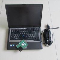 Lecteurs de code Scan Outils Voiture Diagnostic Ordinateur portable D630 4G d'occasion pour ICOM avec batterie en garantie