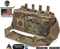 Начальные мешки EMERSongea IPSC USPSA IDPA соревнования стрельба реконструируют пакет MUITI-функционал талии сумка пакета посылка тактическая охота