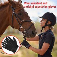 Professional Horse Riding Gloves Equestrian Horseback Men Women Unisex Baseball Softball Cycling