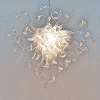 Lámpara colgante de araña creativa LED de ahorro de energía LED Color blanco Colgando lámparas de iluminación para decoración del hogar