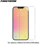 High Quality Glossy Clear Tempered Glass Screen Protector For iPhone 13 Pro Max iphone13 13Mini 13Pro Protective Film