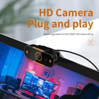 Webcams Convenient Multifunction High Definition USB Webcam Live Streaming Camera With Mic For Computers Laptops Home Office