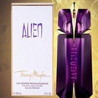 Womens Perfume Eau de Parfume Alien Desting Fragrance روائح مزيل العرق Parfumes Spray Pathense 90ML