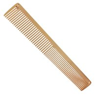 Hair Brushes Men's Stainless Steel Comb Anti Static Hairdressing Clipper Combs Professional Styling Tool For Barber Haircut Salon