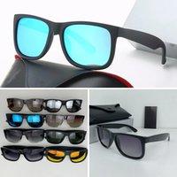 럭셔리 2021 브랜드 편광 남성 여성 남성 여성 선글라스 디자이너 UV400 안경 태양 안경 금속 프레임 폴라로이드 렌즈
