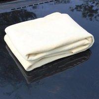 Car Sponge 60*90CM Irregular Model Deerskin Towel Large Soft Strong Absorbent Quick-drying Cleaning Supplies