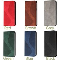 Magnetic Closure Leather Wallet Cases For Iphone 13 Pro Max 12 Mini 11 XR XS 8 7 6 Moto G Power 2021 Stylus Play Suck Flip Cover Holder ID Card Slot Skin Feel S Line Purse