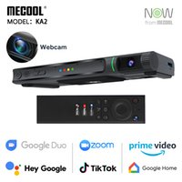 Mecool KA2 NOW Android TV Box With 1080P HD Camera S905X4 DDR4 16GB 10.0 tvbox Smart Media Player For Video Calling Live Show