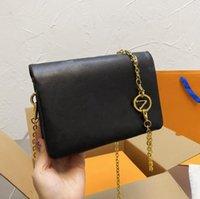 패션 미니 Coussin 디자이너 Luxurys 어깨 가방 여자 앞으로 여성 크로스 바디 세 레이어 최고 품질의 지갑 지갑
