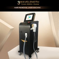 CE approved tria lasers permanently laser hair removal 755 808 1064 nm   Diode 808nm lazer silkyskin with Germany DILAS bar