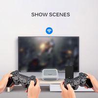 الرجعية البسيطة TV / ل PS5 / N64 DC المدمج في 50 محاكاة يمكن أن تلعب 41000 لعبة الإخراج مع gamepad اللاعبين المحمولة لعبة