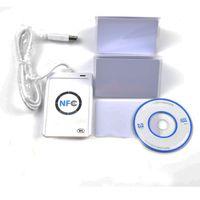 Lecteur USB ACR122U Card Smart IC Smart et Writer Copier RFID DUPLICOR 5PCS UID Tag Échitable + SDK CD Control Accès