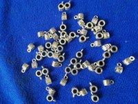 300 шт. Тибетский серебряный металлический цилиндр декоративные бусины под залог A182 ювелирные изделия