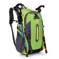 حقيبة ظهر 40L Water-Watch Super Light 0.55KG حقيبة الظهر المهنية حقيبة الظهر النايلون السفر