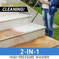 Watering Equipments Car High Pressure Power Water Jet Gun Washer Garden Hose Nozzle Washing Sprinkler Cleaning Accessories 28 48CM