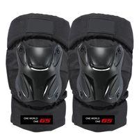 Motocicletas Rodillas Motocross Guard Protector Engranajes para GS 1200 Adventure LC 1250 900 1150 Accesorios Armadura