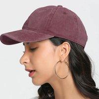 WASHED Jeans Stil Tuch Trucker Anpassung Hüte Mode Verblasste Farben Baseballkappen Für Männer und Frauen Größe 56-60cm