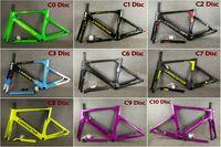 16 اللون T1100 UD carrowter مفهوم القرص الكربون الطريق الدراجة إطارات v3rs c64 إطارات مع 48 48 50 52 54 56 سنتيمتر للبيع