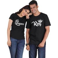Women's T-Shirt Couple For Husband And Wife Lovers Clothes Funny Tops Tee Femme Casual Men Women Dress Ulzzang Harajuku