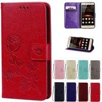 """Caso di flip in pelle per Huawei Honor 5a Y5 II Cover 5,0 """"Portafoglio Lyo-L21 Custodie per telefoni cellulari LYO-L21"""