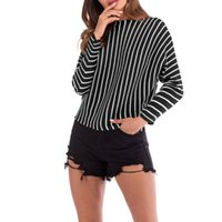 Women's Sweaters For Winter Woman Striped O Neck Long Sleeve Knitted Sweater Jumper Pullover Top Blouse Chompas De Mujer Invierno 2021