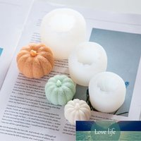 Cake Tools Halloween Pumpkin Mousse Candle DIY Silicone Chocolate