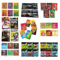 Trollis Trillis Baribo Brownie Isırıklar Doweedos Maddibuls Cheetos Çerezler Runtz Mylar Çanta Paketi 600 mg 500 mg Çocuk Geçirmez Koku Paketleme Çanta Kuru Herb Çiçekler için