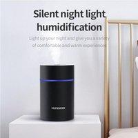 Smart Home Control Humidifier 300ml Usb Mini Desktop Mute Car Office Moisturizing Nano Fine Mist Large Capacity