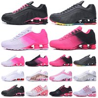 Shox Deliver Avenue 2021 Scarpe da donna Consegna 809 Avenue 802 Current NZ R4 RZ OZ Girls Girls Running Sneakers Dimensione USA 5.5-8.5