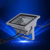 (10 шт. / Лот) AC24V 20W 30W 50 Вт RGB DMX светодиодный наводнение светильника наружного прожектора на свежем освещении DMX512 управления прожекторами