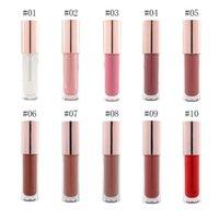 Lipgloss Private Label feuchtigkeitsspendende Make-up klar glänzend mit logo Plumper Großhandel
