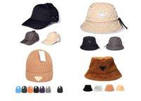 Moda Beyzbol Şapkası Kova Kapaklar Erkek Şapka Bayan Bere Fasulye Balıkçı Şapka Pamuk Yün Bezi Ile Yumuşak Şekerleme Kalite Dört Mevsim Güneş Gölge Sıcak Kasketler