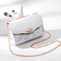 HBP Women Evening Bags network celebrity ins style One Shoulder Messenger Fashion versatile small fragrance chain bag handbag 3 sizes