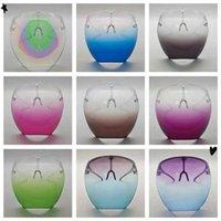 Gläser Maske Anti-UV-integrierte High-Definition-transparente Anti-Nebel-Anti-Splash-Anti-Pollen-Raum-Beschichtungsbrillen