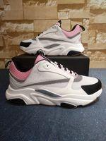 2020 Высочайшее качество B22 B23 Повседневная Обувь Высокая низкая Кроссовки Кроссовки Насыщенные Тренеры Вышивка Напечатанный Алфавит Холст Обувь Женщины Мужчины Стилист Обувь JH0528