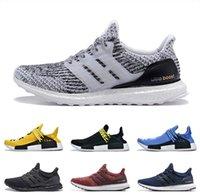 حذاء الجري Ultra Boosts 3.0 للرجال من سباق الإنسان أصفر أسود أحمر أزرق للنساء ultraboost 20 حذاء رياضي