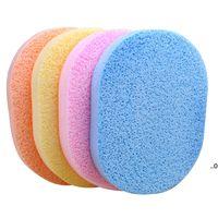 Dicke Reinigung Cosmetic Puff Face Makeup Schwamm Reinigung Waschen Gesichtspuderpflege EXFOLIATOR-Werkzeug FWF9123