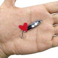 10 шт. 3G твердые металлические ложки рыболовные приманки соленая рыбалка Китай серебряная джиг форель спиннер приманка рыболовные лезвия Wobblers