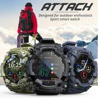 Designer Luxe Merk Horloges Mart Mannen Fitness Tracker Hart Tarief Bloeddruk Monitor Message Reminder Touch Screen Sports Armband