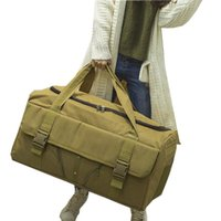 Duffel Bags 80 Liter Large Capacity Travel Handbag Men's And Women's Luggage Quilt Clothes Bag