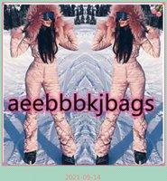 Ski Set Jumpsuit Hooded Women Overalls Outdoor Sports Snowboard Jacket One-Piece Suit Warm Waterproof Winter Clothing1