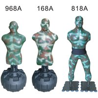 Оборудование для бокса Тяжелая сумка удар удар свободно стоящий мужчина резиновый манекен