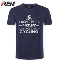 REM Nouveau Arrivée Hommes Été Mode T-shirts T-shirts Cycle Viker Colle imprimé T-shirts Homme manches courtes T-shirts 210329