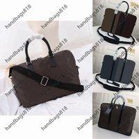 Men briefcases laptop bag handbag mens handbags Fashion all-match Casual Classic retro High capacity Crossbody shoulder bags