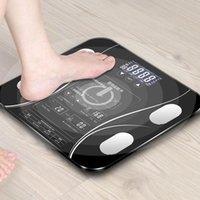 Smart Scales Bathroom