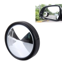 WTYD para espejos 3R-035 Coche Punto de ciego Vista posterior Espejo de gran angular Diámetro 5 cm
